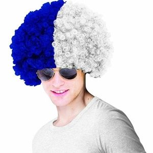 Los Angeles Dodgers Fro Wig